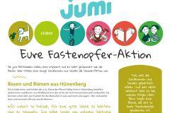 Fastenaktion von Hünenberger Kindern